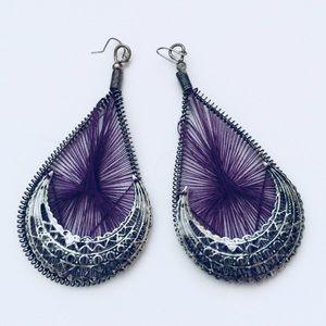 ❗️Free People Bohemian Statement Earrings
